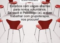 Imagem notícia: Seja um Voluntário!